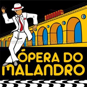 Mônica Fuchshuber desenvolve material para peça Ópera do Malandro da UFRJ.