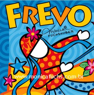 O Frevo by Mônica Fuchshuber